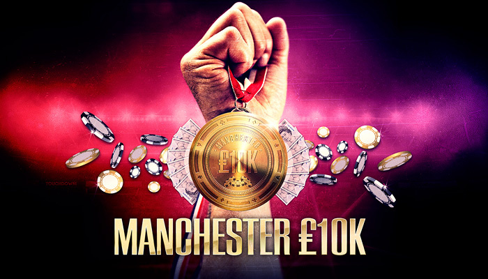 MANCHESTER £10K POKER TOURNAMENT