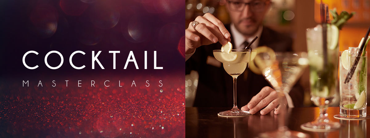 Cocktail Masterclass at Manchester235 Casino