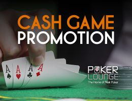 CASH GAME PROMOTIONS