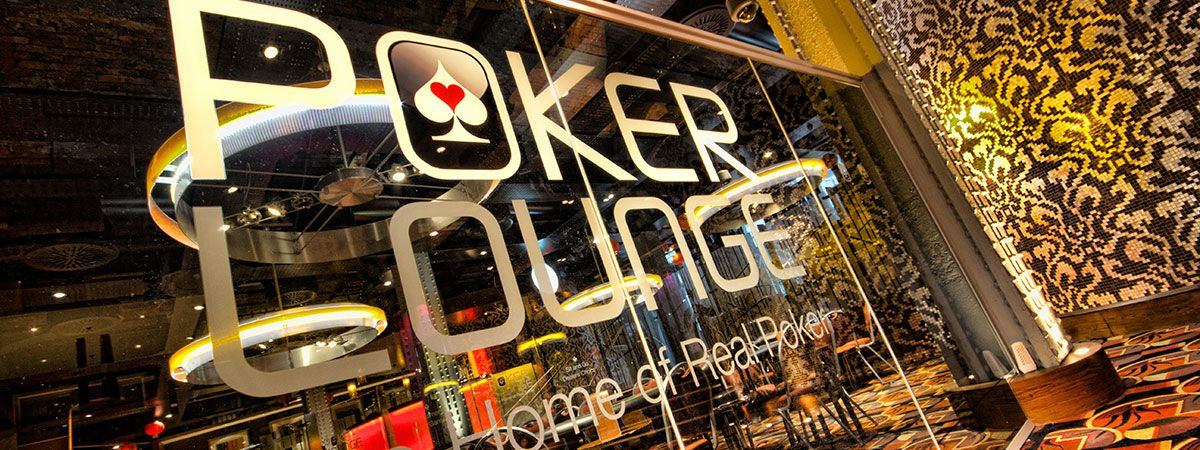 The Poker Lounge at Manchester235 Casino