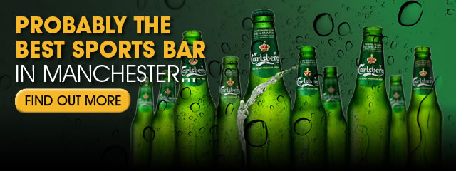 Carlsberg pop-up