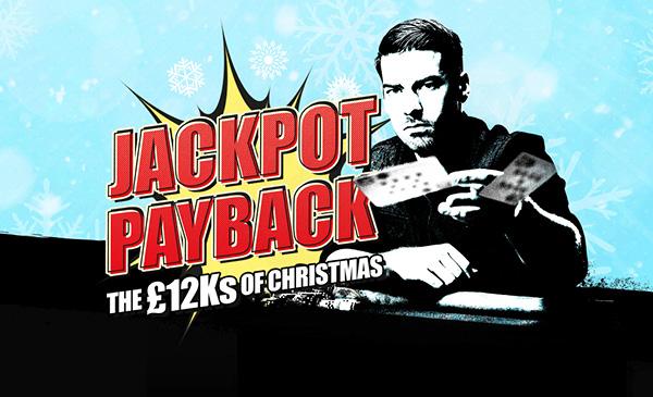 jackpot payback 12ks of christmas